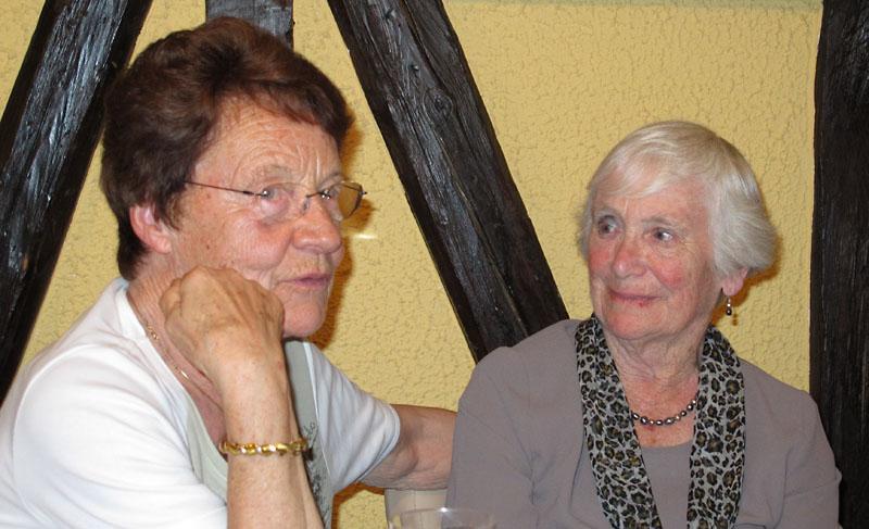 Helen and Paula