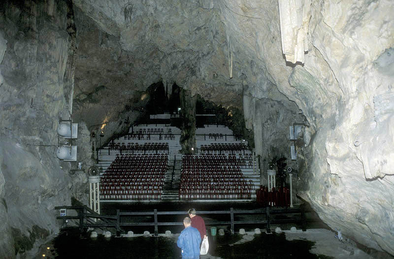 St Michael's Cave, Rock of Gibraltar