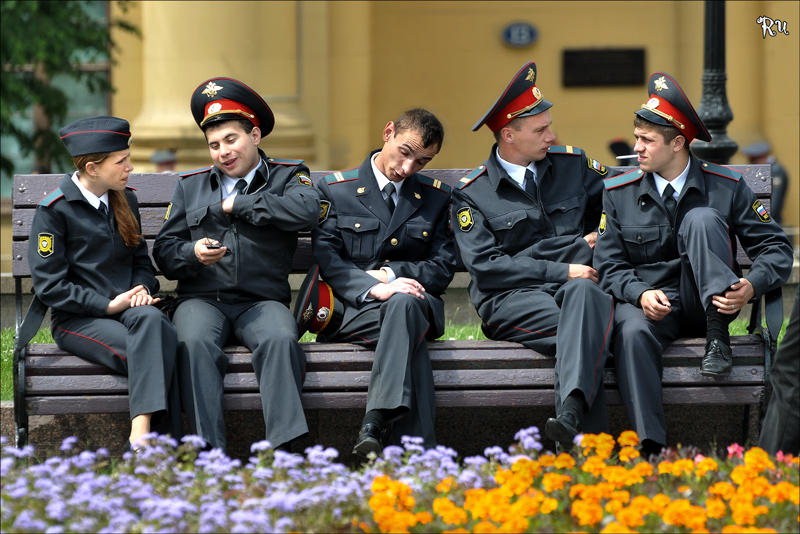 Картинка друзья милиционеры