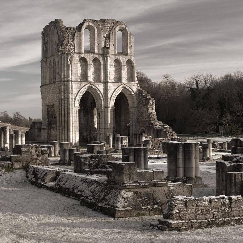 Roche Abbey(4), Notts.