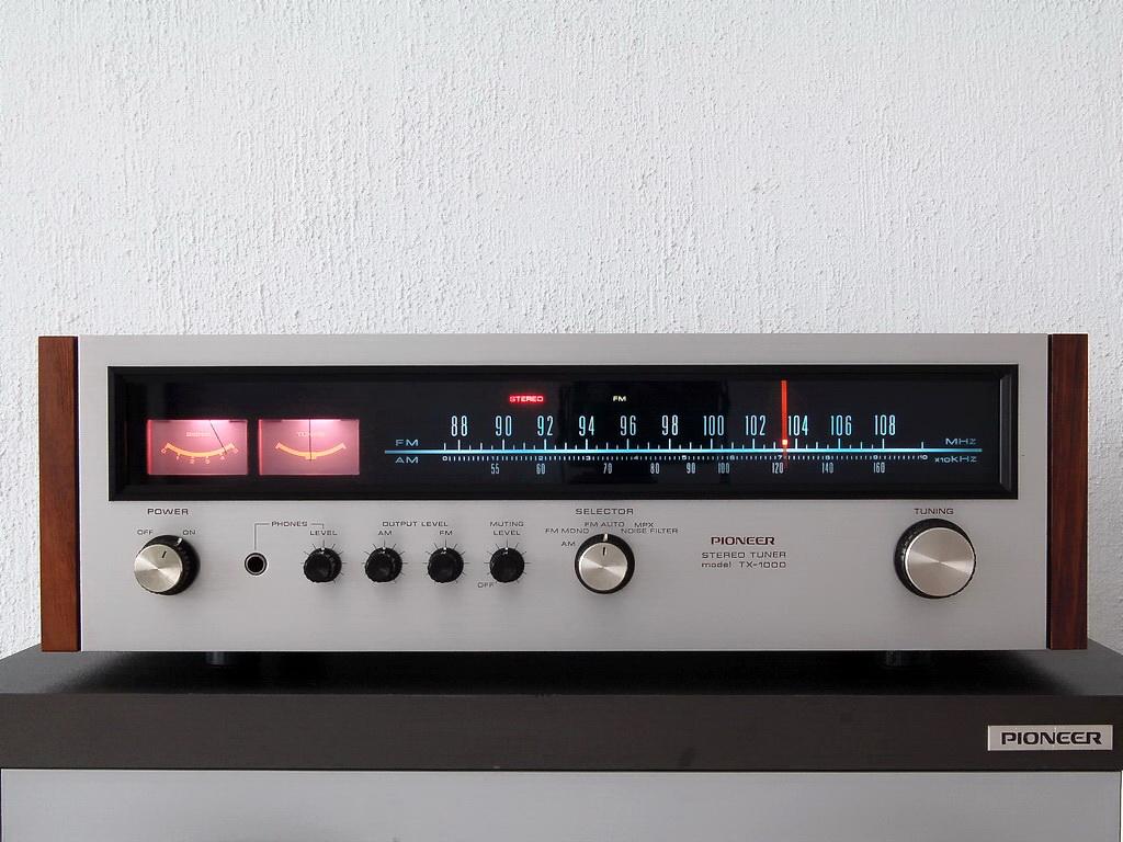 Pioneer TX-1000