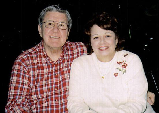 David and Marilyn Stull, 2008