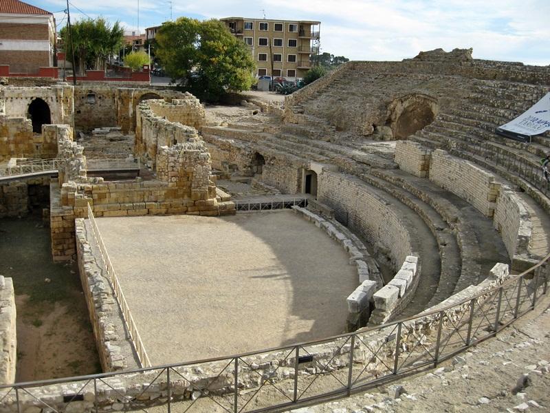 Grades del Amfiteatre