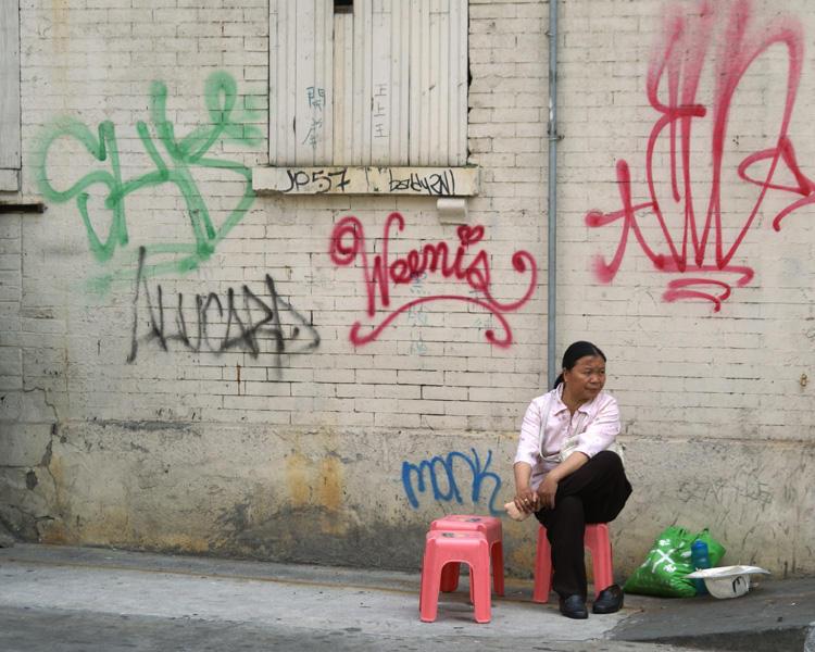 Chinatown, my little chinatown
