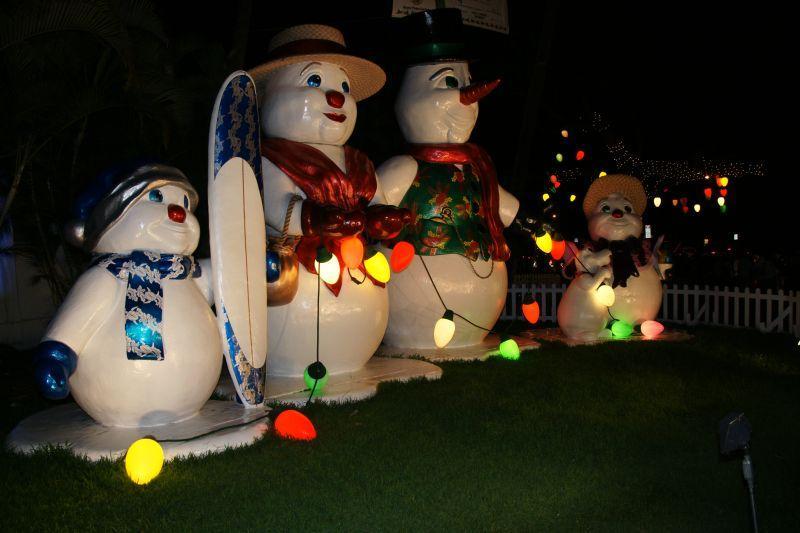 Holiday City Lights