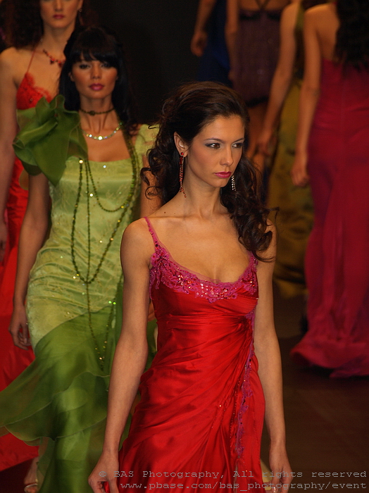 Bucharest Fashion Week 2008<br>Ersa Atelier