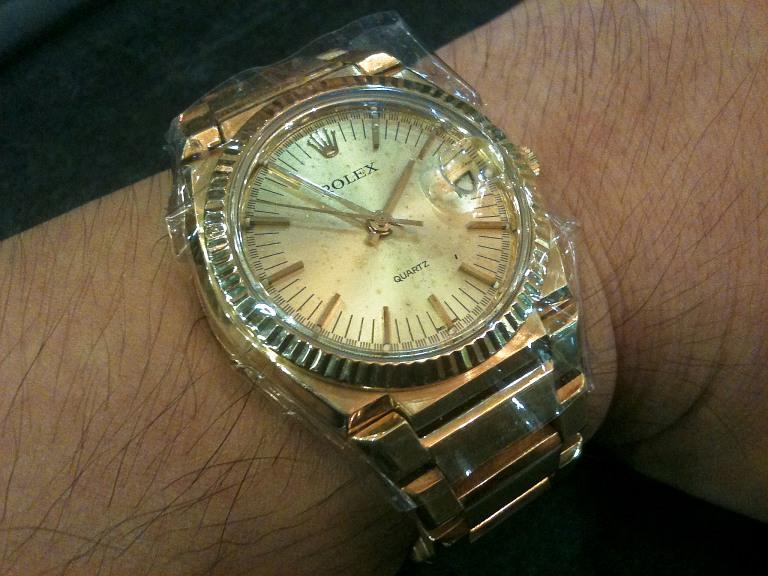 rolex quartz date 5100