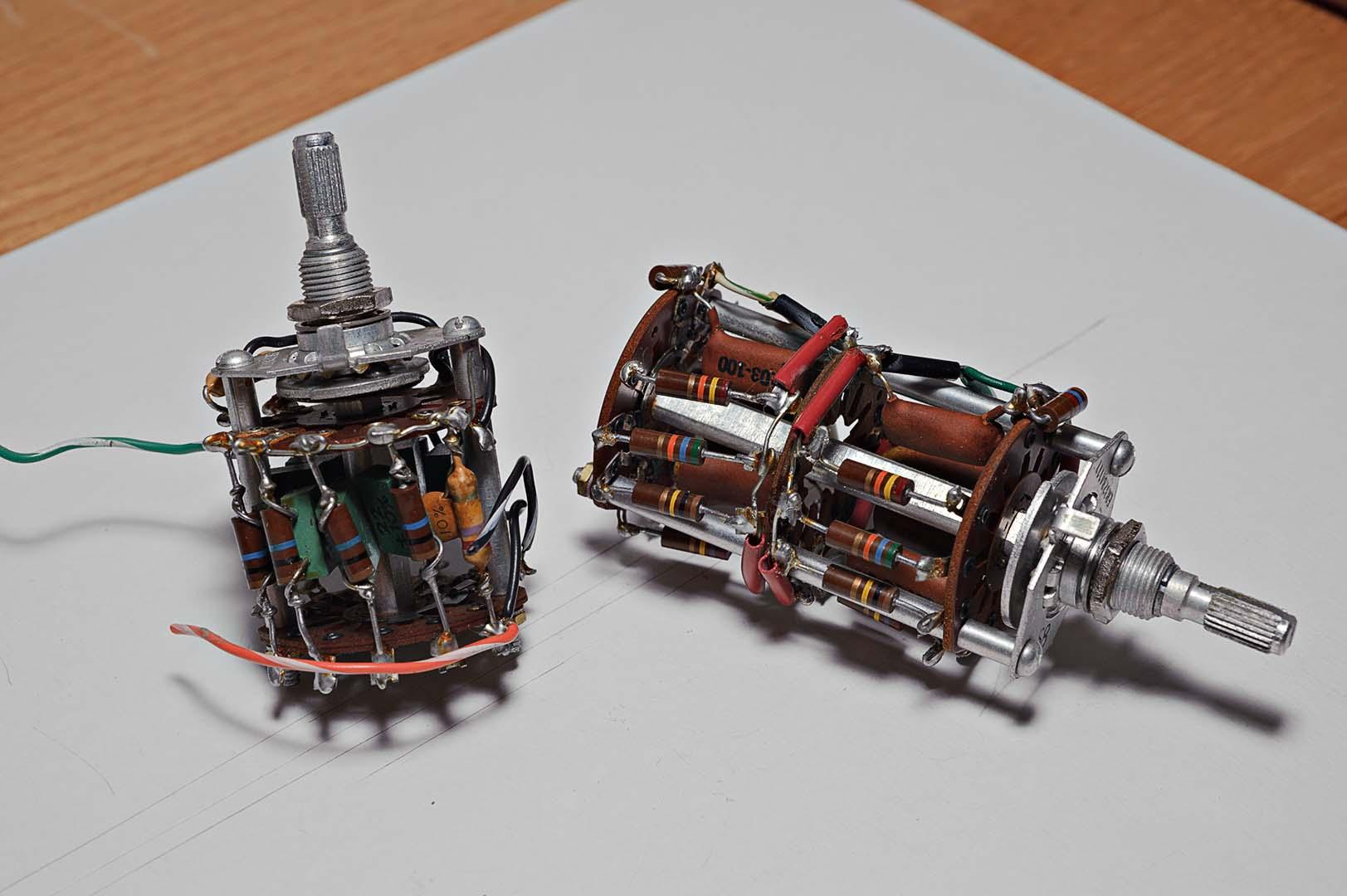 Harman Kardon Citation Tube Audio: Citation I Refurb - Wiring the ...