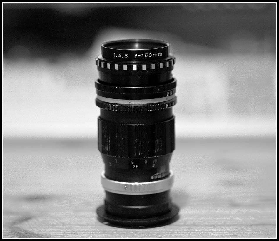 Frankenstein Lens