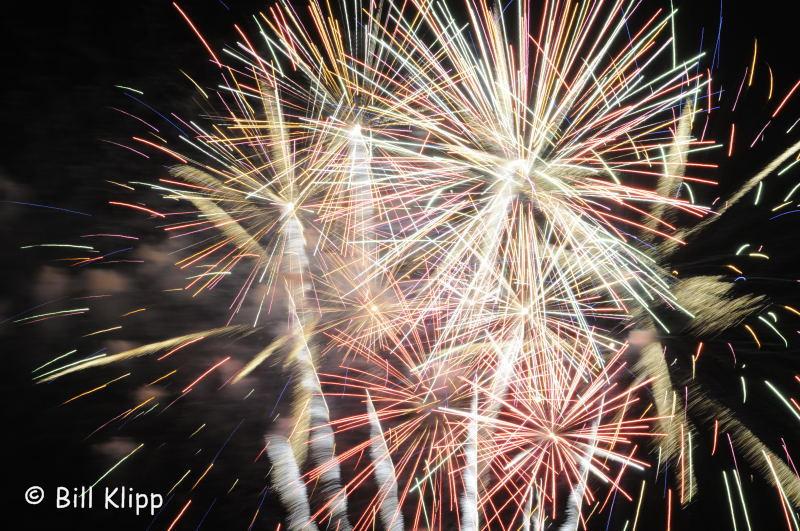 Brentwood Corn Fest Fireworks 7