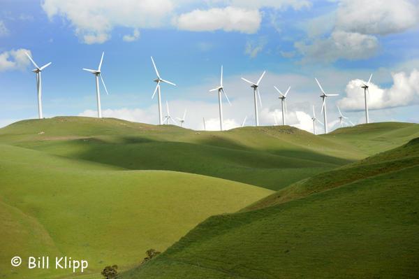 Wind Generators along Vasco Road  2