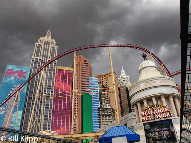 New York  New York,  Las Vegas  1