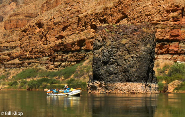 Rafting in Lower Grand Canyon  5