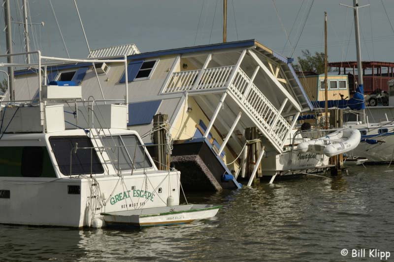 House Boat Garrison Bight