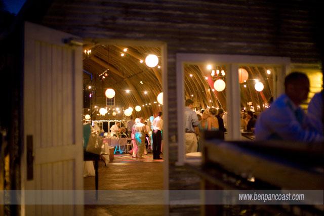 Ben Pancoast Photography: The Blue Dress Barn - A wedding ...