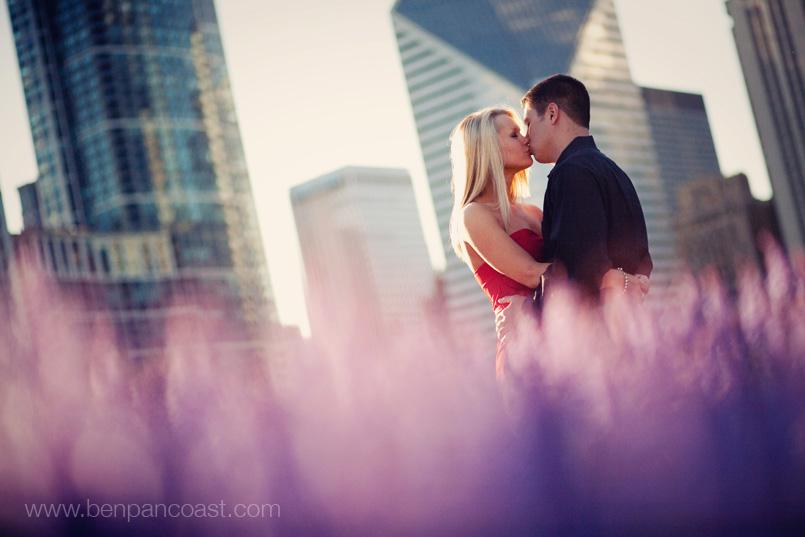 Engagement Photos, Millennium Park, Chicago