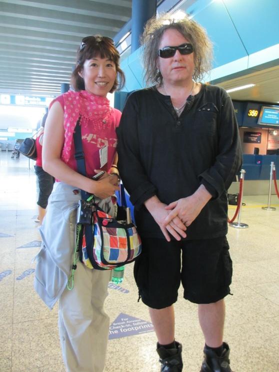 Junko and Robert