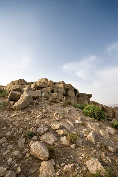Palace Remnants
