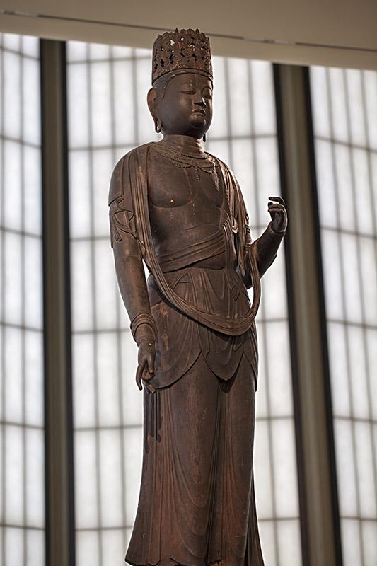 Wooden Budha