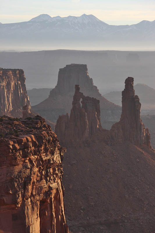 View from Mesa Arch