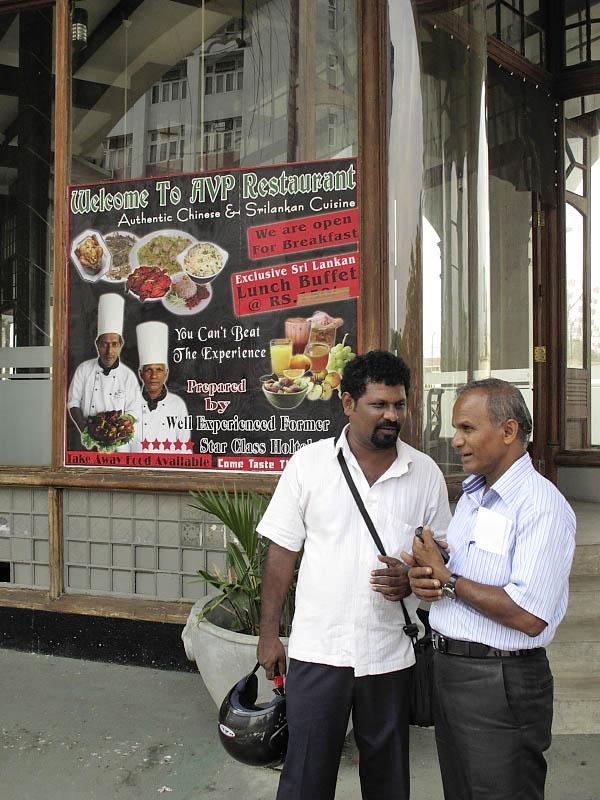 Colombo, Pettah area