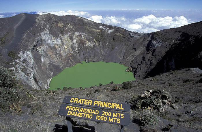 Irazú Volcán