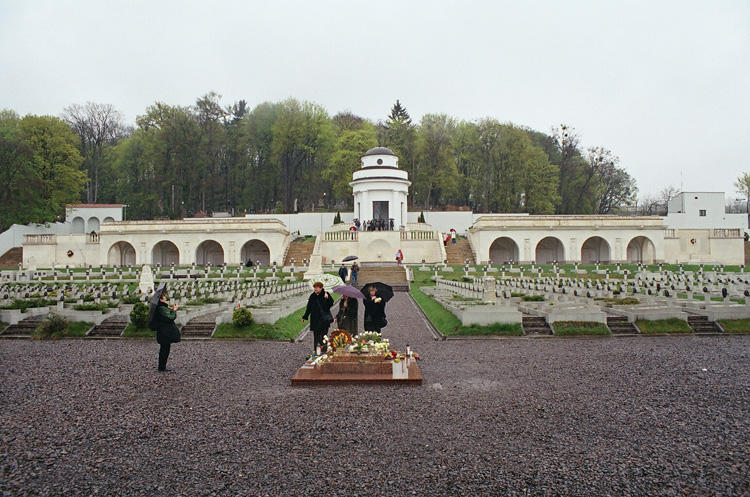 Cemetery of the Defenders of Lwów