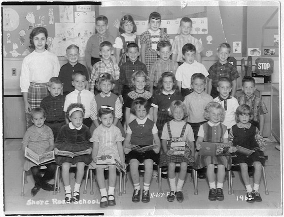 My Kindergarten Class