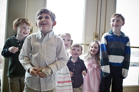 Cousins, Easter, Canandaigua