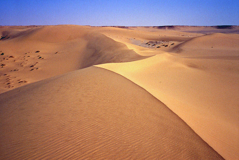 Ghadames - great dune