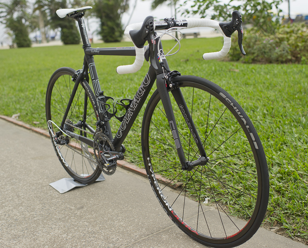 Yet Another Colnago C59 Matte Black Page 4 Weight Weenies