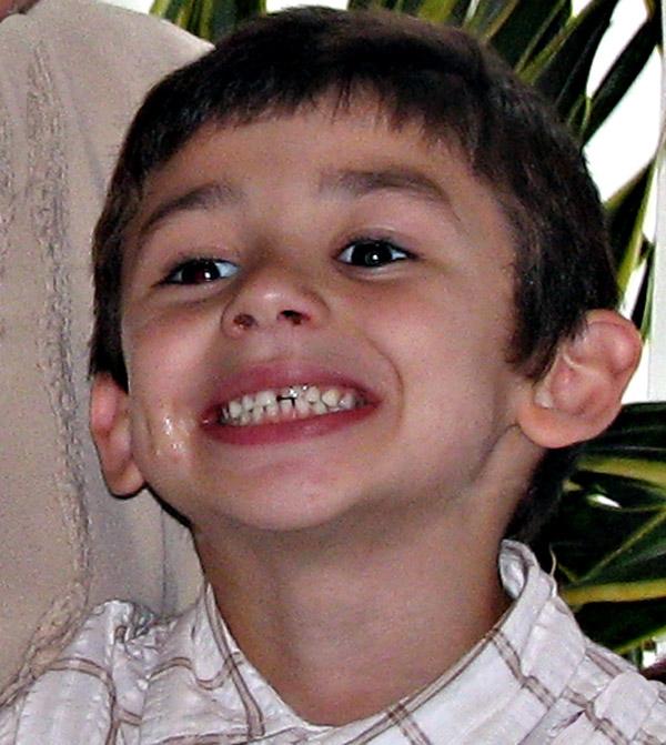 Little Boy Smile