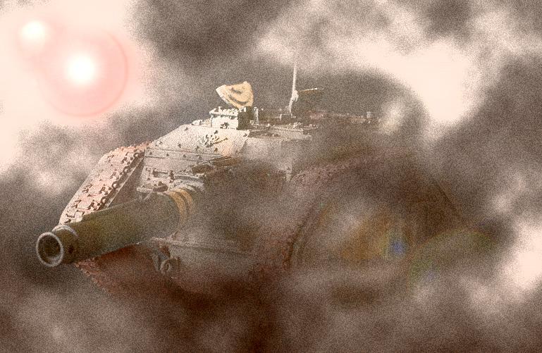 Destroyer in the mist. 121596603