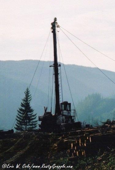 West Coast Hawk Cross & Crown 2003