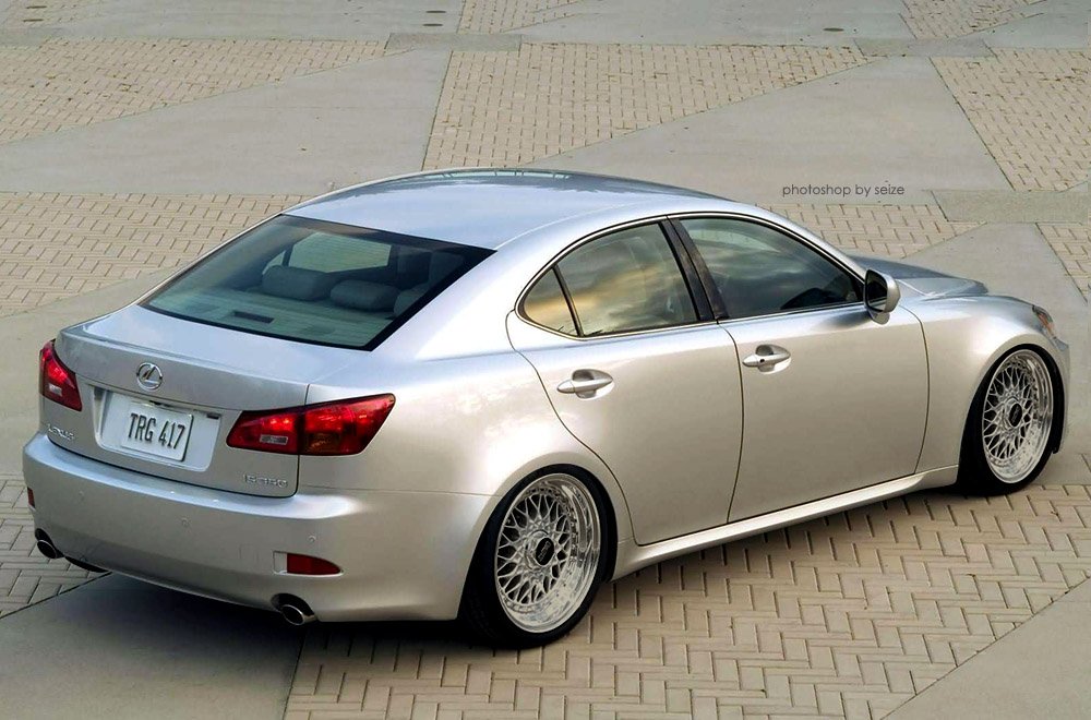 BBS RS On IS 250350 ClubLexus Lexus Forum Discussion