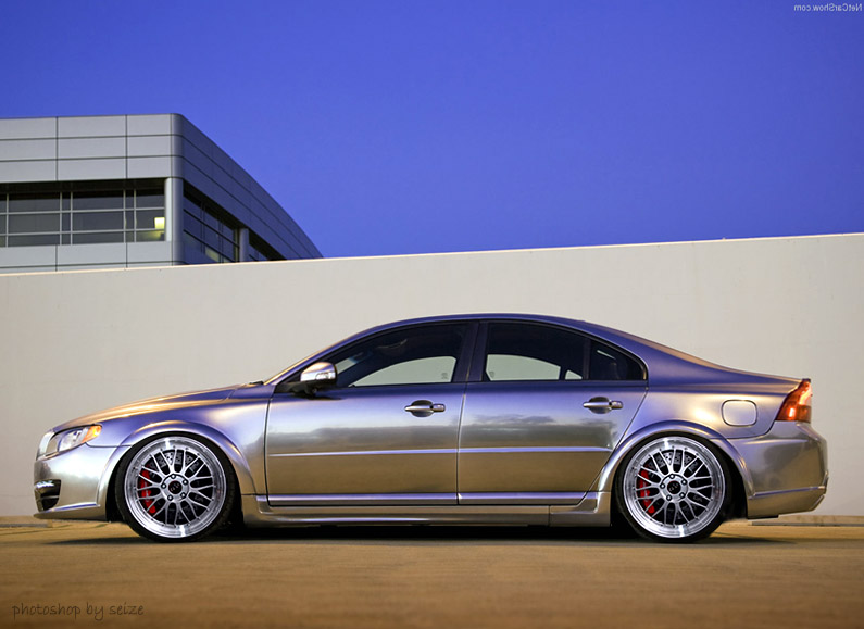 Here Are Various Cars I Ve Photoshopped With Bbs Lm S
