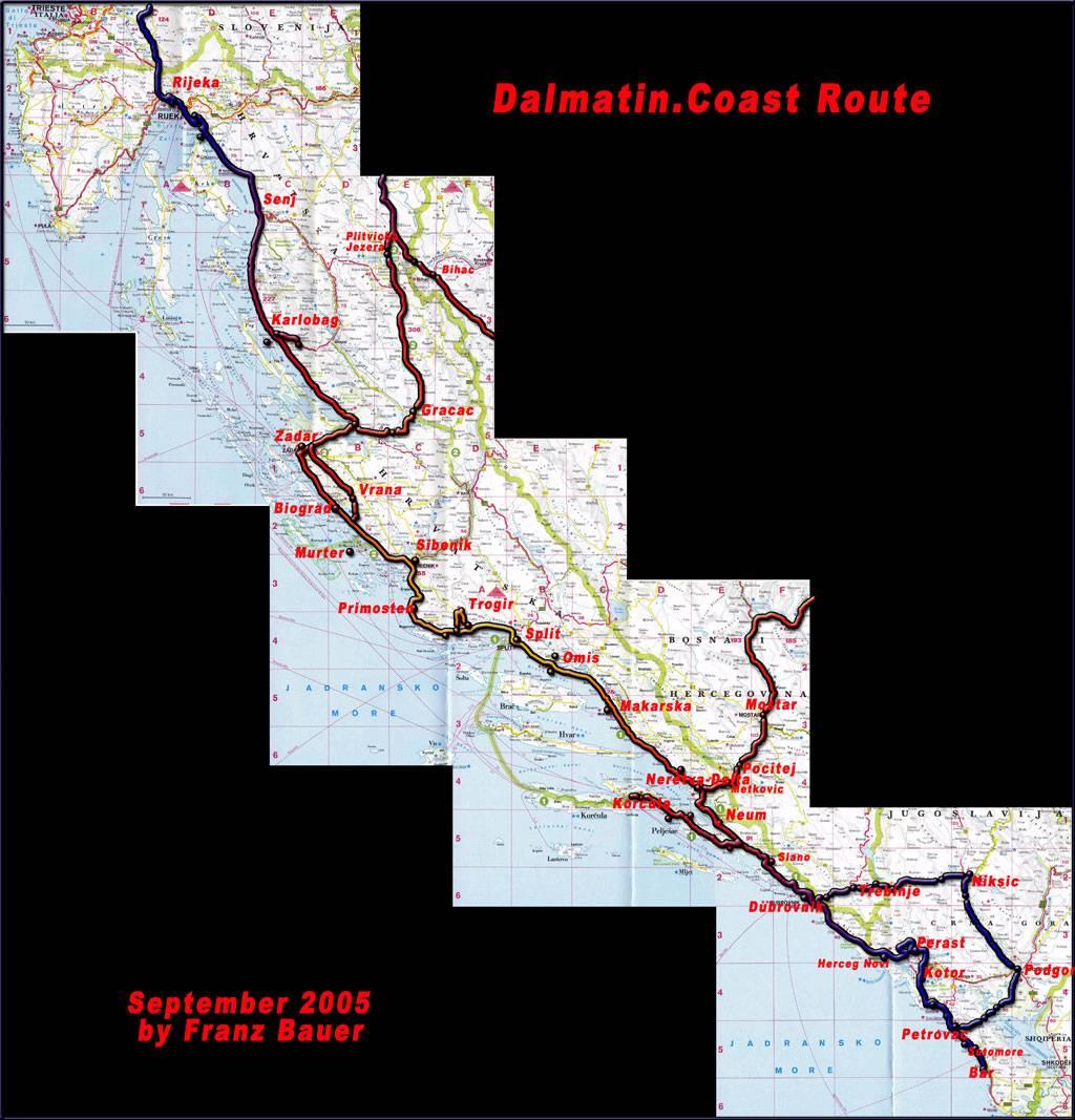 Coast Route
