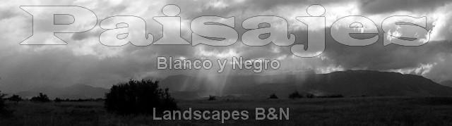 Paisajes-Landscapes