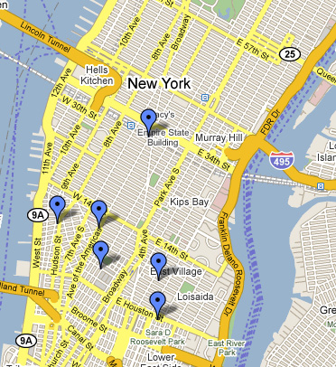map of new york boroughs. Terry#39;s New York Eats
