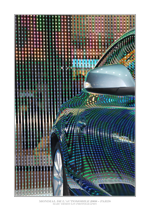 Mondial de lAutomobile 2008 - Paris 34
