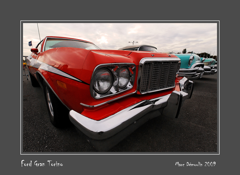 FORD Gran Torino Le Bourget - France