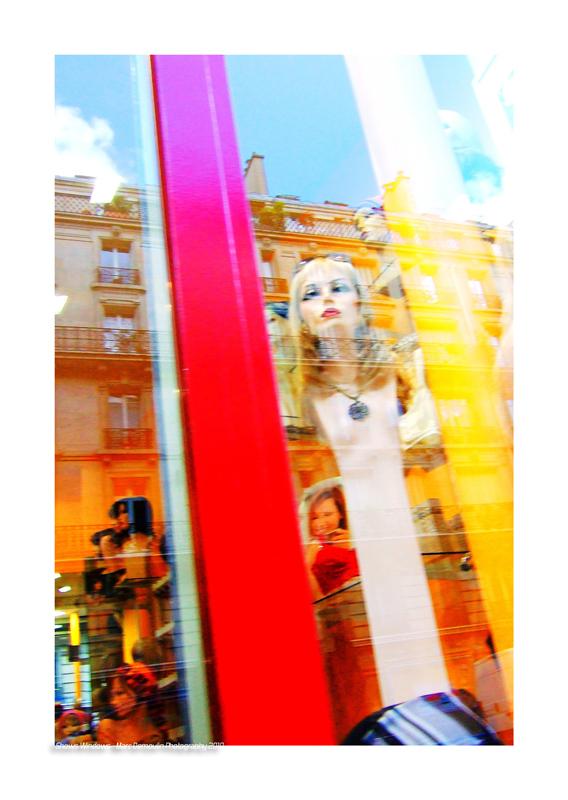 Paris Show Windows 47