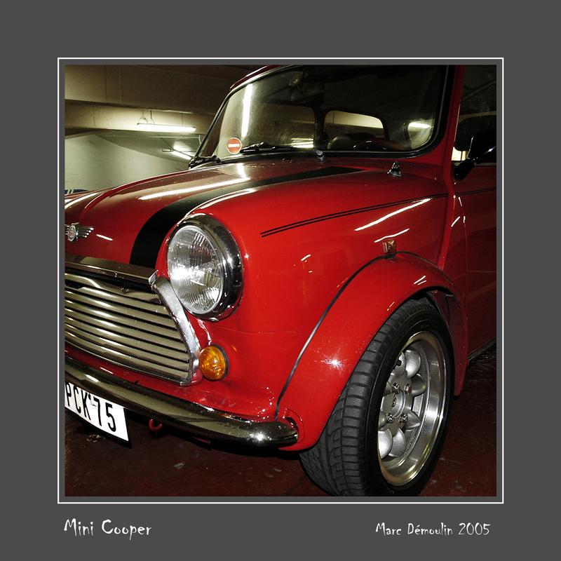 MINI Cooper Paris - France