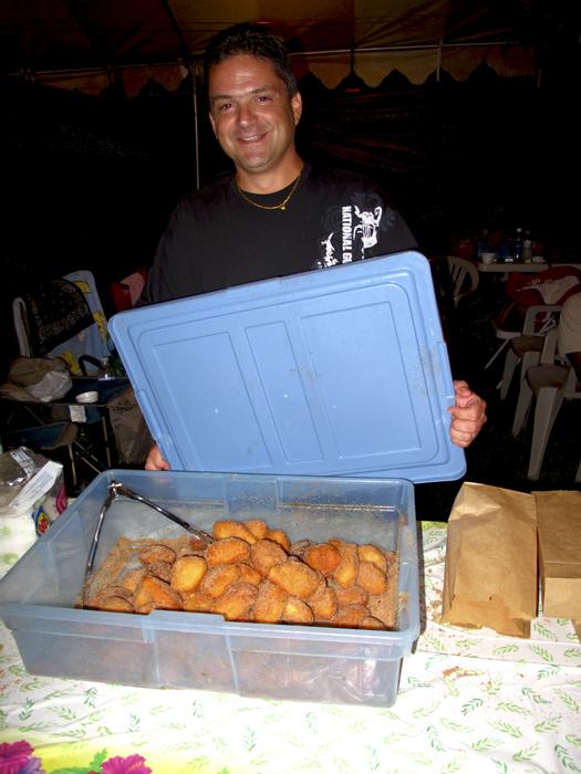 2009 Island Fair Malasada