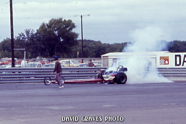 unknown Top Fuel, DIMS, Sept 1971