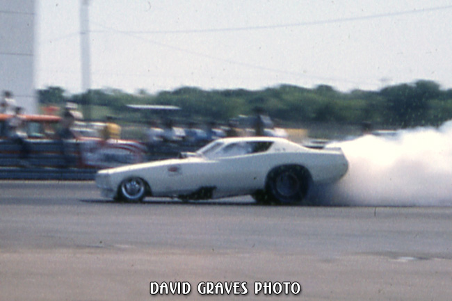 1970 NHRA Div 4 Points Meet, May 1970, Gene Snow