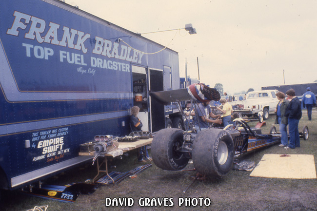 Frank Bradley, Cajun Nats, Baton Rouge