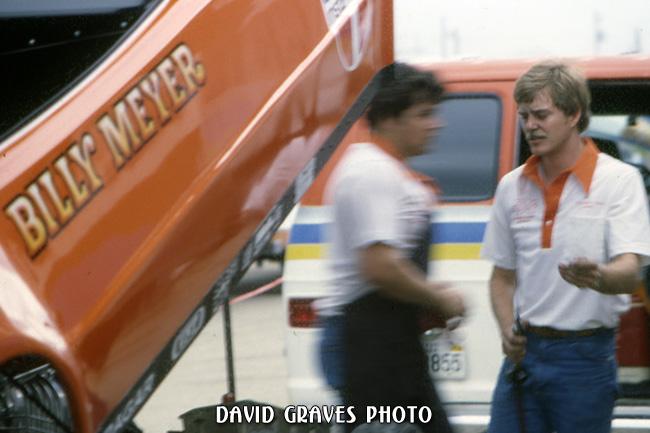 Billy Meyer Funny Car
