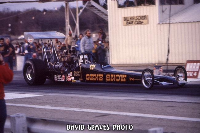 Gene Snow - Green Valley Raceway