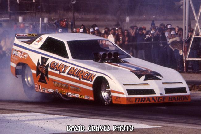 Gary Burgin - Green Valley Raceway